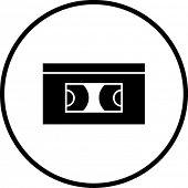 vhs videotape symbol