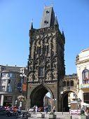 Powder Gate. Prague, Czech Republic.