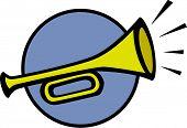trumpet musical instrument