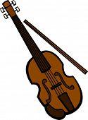 violin musical instrument