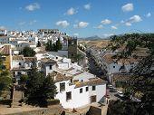 Vista de Ronda, España