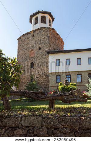 Medieval Lesnovo Monastery Of St