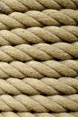 Ship rope background