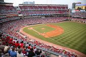Cincinnati Reds baseball game