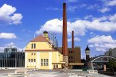 brewery buildings