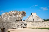 Chichen Itza, Mexico, one of the New Seven Wonders of the World