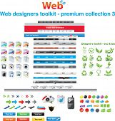Web designers toolkit - premium collection 3