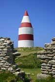 The Daymark, St. Martin's, Isles of Scilly, Cornwall