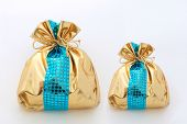 picture of gusset  - gift bags - JPG