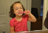 Establishing good brushing habits