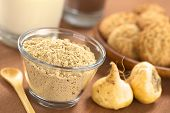 picture of ginseng  - Powdered Maca or Peruvian ginseng  - JPG
