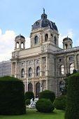 Kunsthistorisches (natural History Museum) Museum In Vienna, Aus