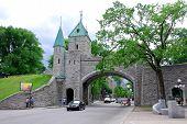 Porte Dauphine Gate