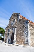 Church Of Santa Maria In Lourinha