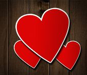 Valentine's Day Heart.