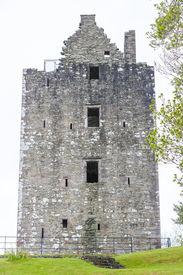 picture of cardo  - Cardoness Castle - JPG
