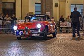 Vintage  Alfa Romeo Giulia Spider