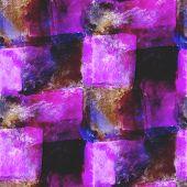 abstract purple, black, cage avant-garde seamless wallpaper wate