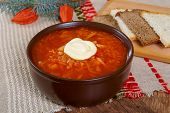 Red Soup Borsch