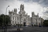 City Council, Image of the city of Madrid, its characteristic architecture