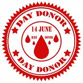 Day Donor-stamp