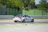 Bmw M3 Gt4 Am Race Car