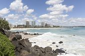 Gold Coast Coolangatta Beach