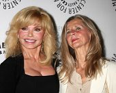 LOS ANGELES - JUN 4:  Loni Anderson, Jan Smithers at the Baby, If You've Ever Wondered: A WKRP in Ci