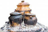 Cooking In Ceramic Pots