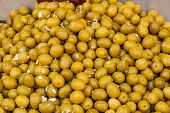 Green Olives, Machane Yehuda Market, Israel