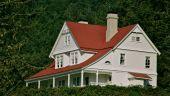 Heceta Head Lighthouse Keeper's House On Oregon Coast