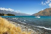 Lake Wanaka, Otago Region Of New Zealand