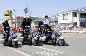 Highway Patrol Salute