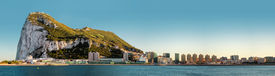 pic of gibraltar  - Day view of Gibraltar - JPG