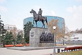 Monument To The Field Marshal Kutuzov