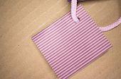 Colored Stripes Cardstock