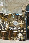 Essaouira, Musical Instruments