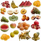 Fruits Collection.