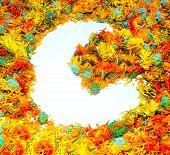 Initials letter C