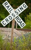 Old Road Rail Crossing