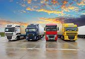 Truck - Freight Transportation