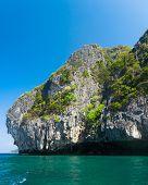 Tranquil Bay Idyllic Island
