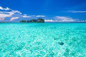 Desert Island Heaven On Earth