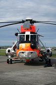 Ambulance Helicopter