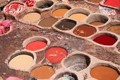 Colorful Tanneries