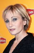 ST PETERSBURG, RUSSIA â?? NOVEMBER 26: Patricia Kaas, French singer at press conference for the Russ