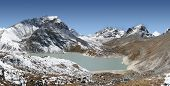 Gokyo Fifth Lake - Ngozumba Tsho