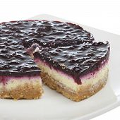 Blueberry Cheesecake Dessert