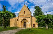 church in souillac dordogne perigord France