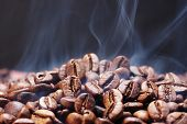 coffee roasted